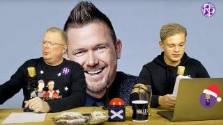 Jan Roos, Johnny de Mol en Dennis Schouten