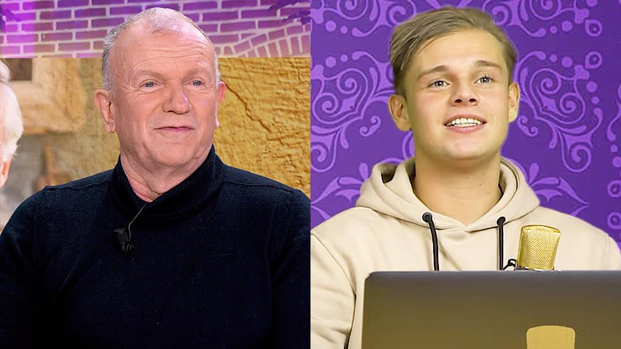 Evert Santegoeds en Dennis Schouten