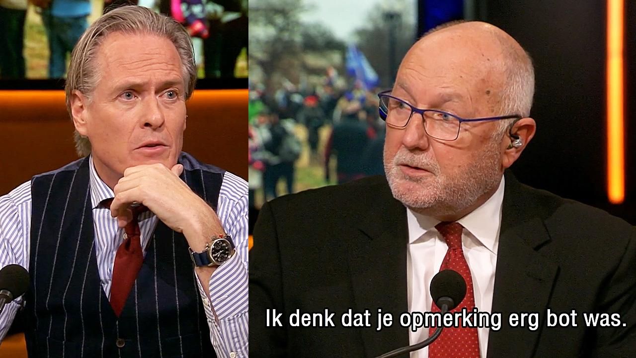 Jort Kelder en Pete Hoekstra
