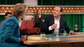Margriet van der Linden en Lodewijk Asscher