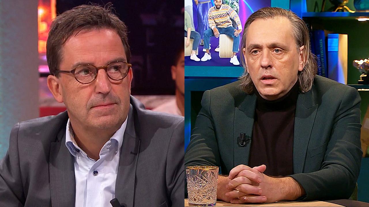 Diederik Gommers en Marcel van Roosmalen