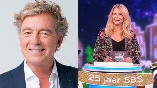 Bert van Leeuwen en Linda de Mol