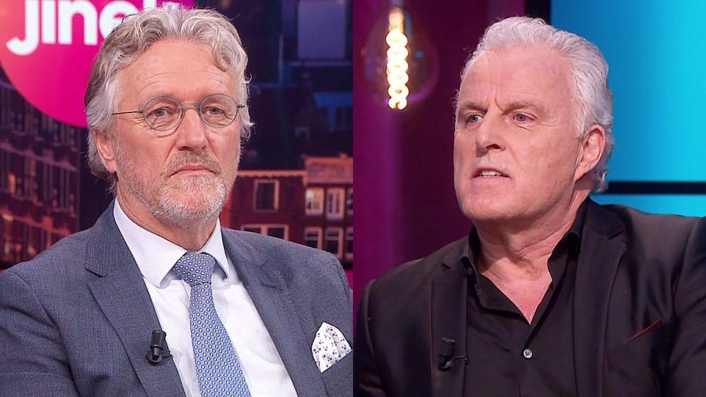 John Jorritsma en Peter R. de Vries