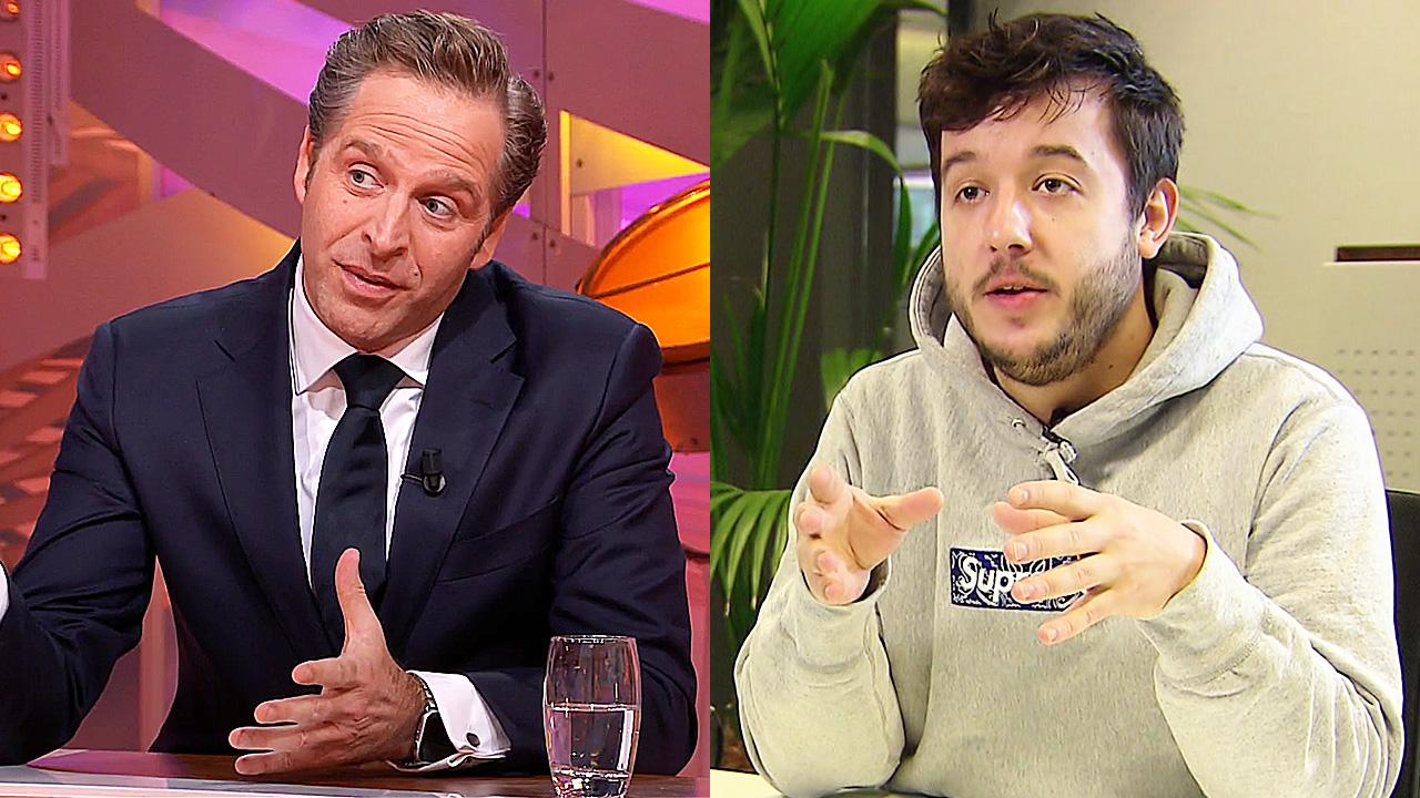 Hugo de Jonge en Daniël Verlaan