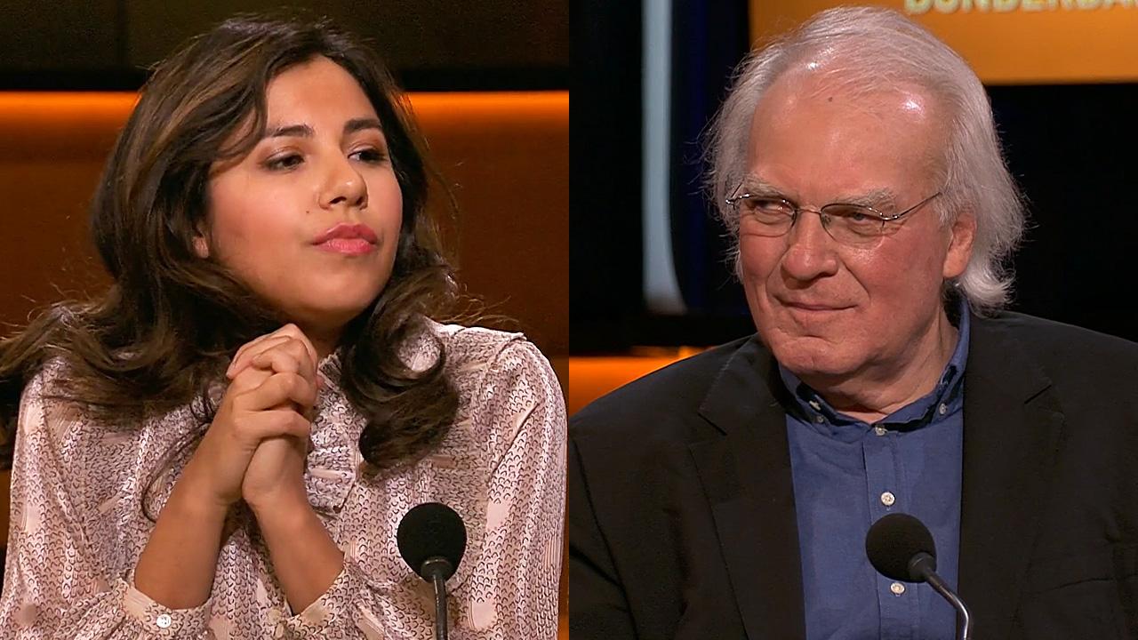 Talitha Muusse en Herman Pleij