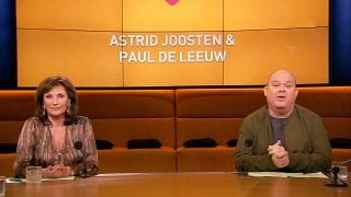 Astrid Joosten en Paul de Leeuw
