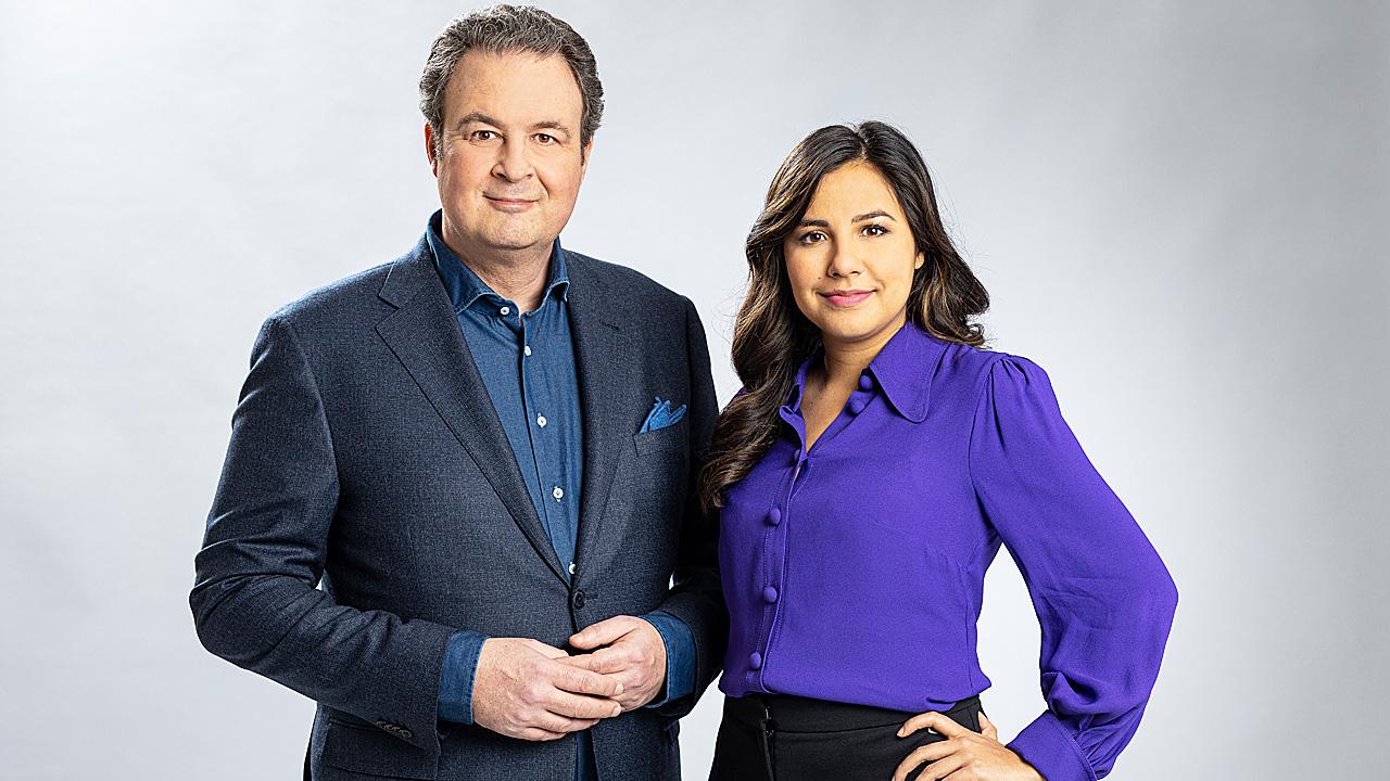 Sven Kockelmann en Talitha Muusse