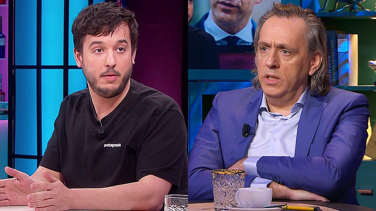 Daniël Verlaan en Marcel van Roosmalen