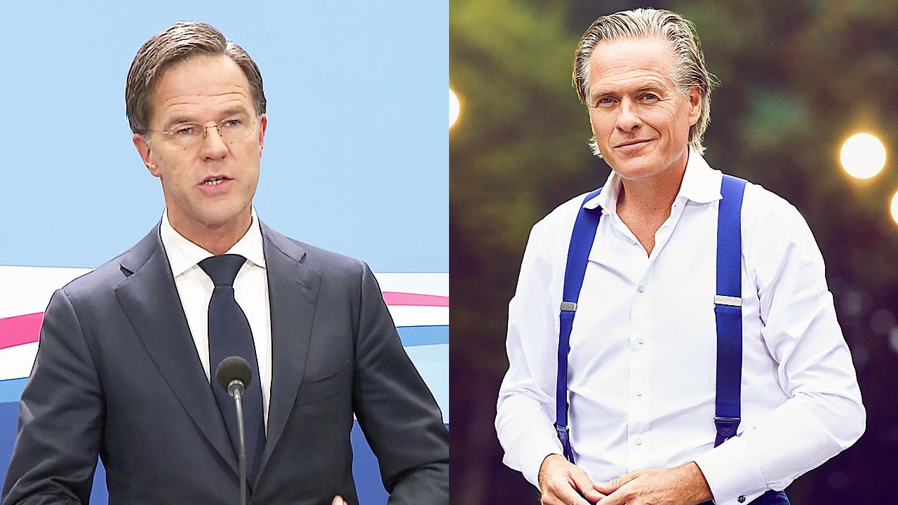 Mark Rutte en Jort Kelder