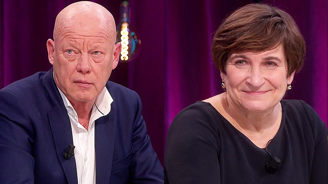 Frits Wester en Lilianne Ploumen