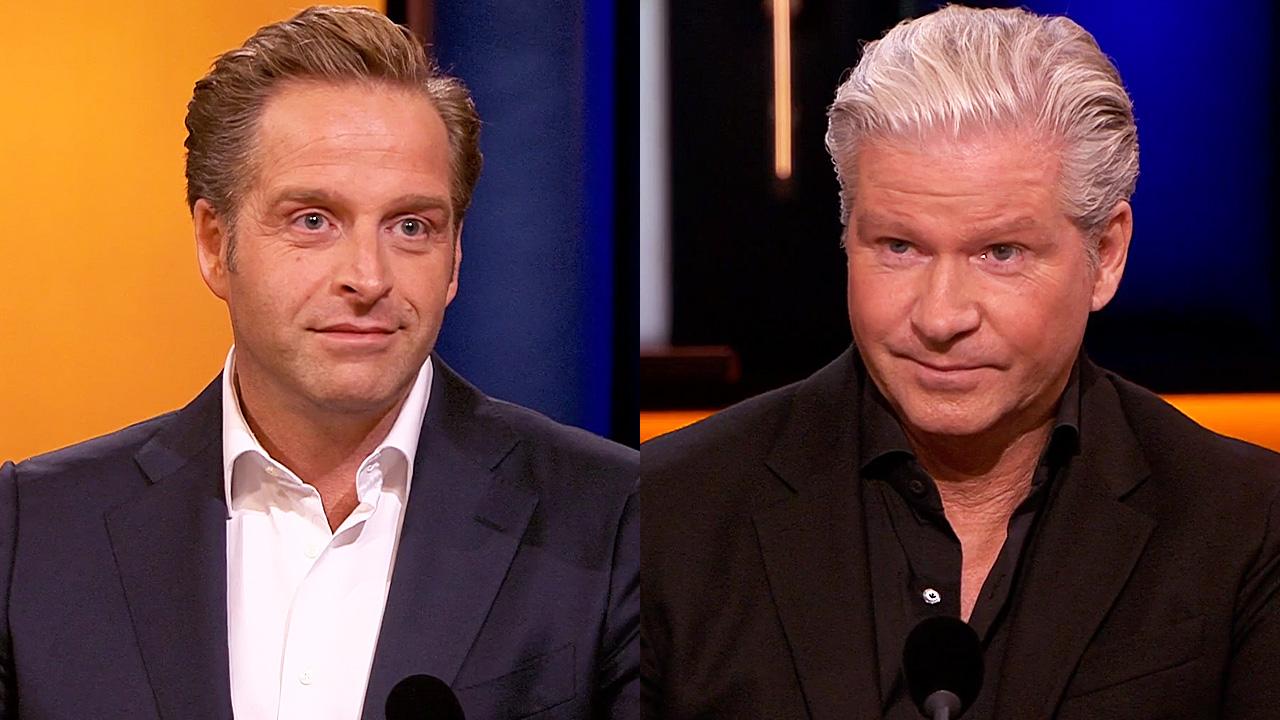 Hugo de Jonge en Dries Roelvink