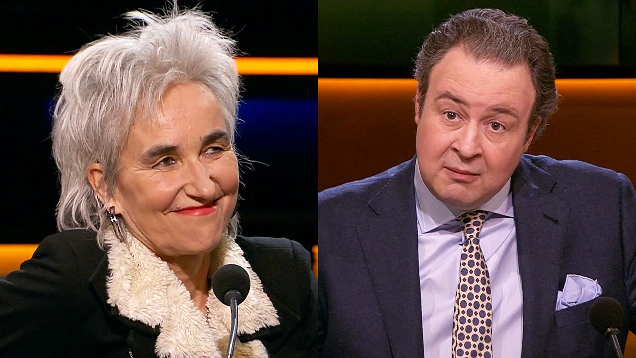 Marion Koopmans en Sven Kockelmann