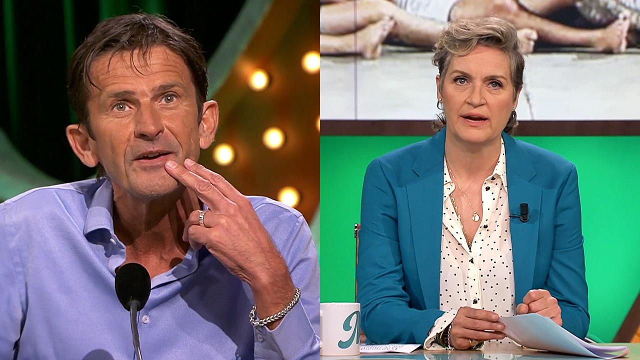Cornald Maas en Margriet van der Linden