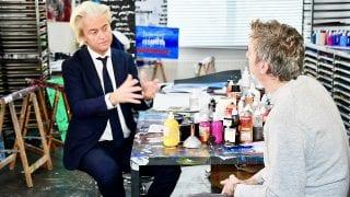 Geert Wilders en Ruud de Wild
