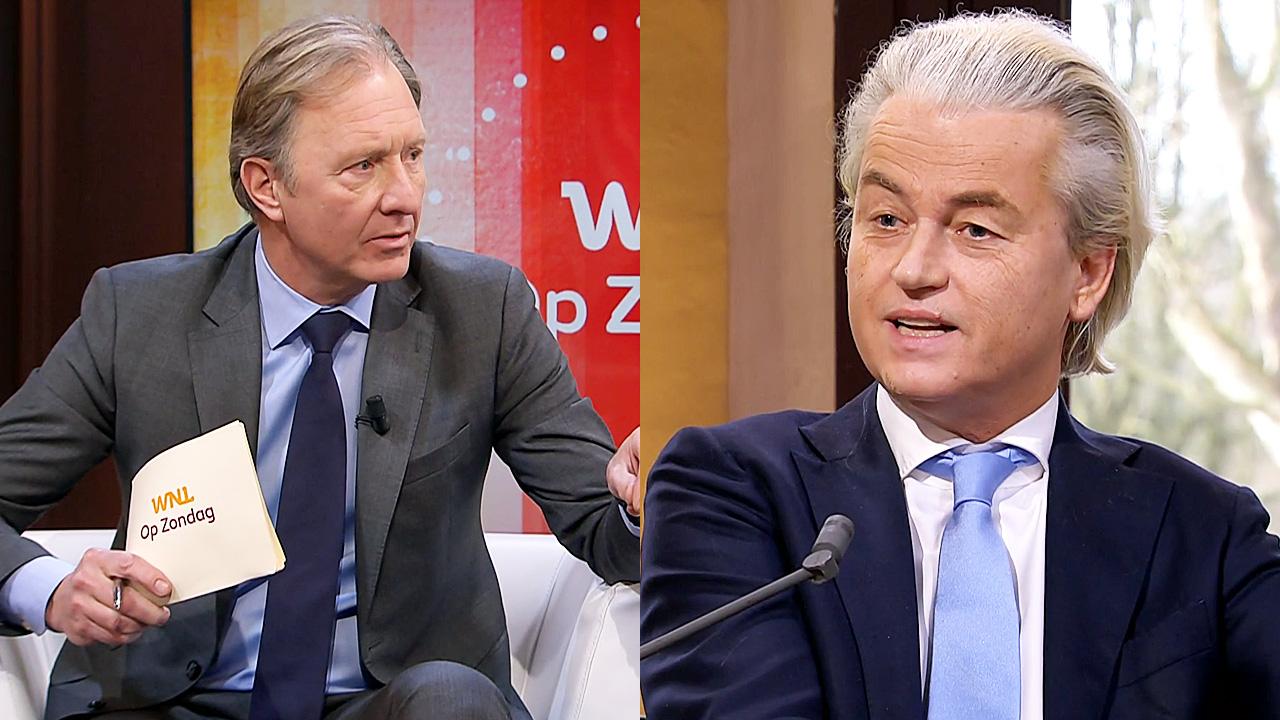 Rick Nieman en Geert Wilders