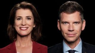 Mariëlle Tweebeeke en Jeroen Wollaars