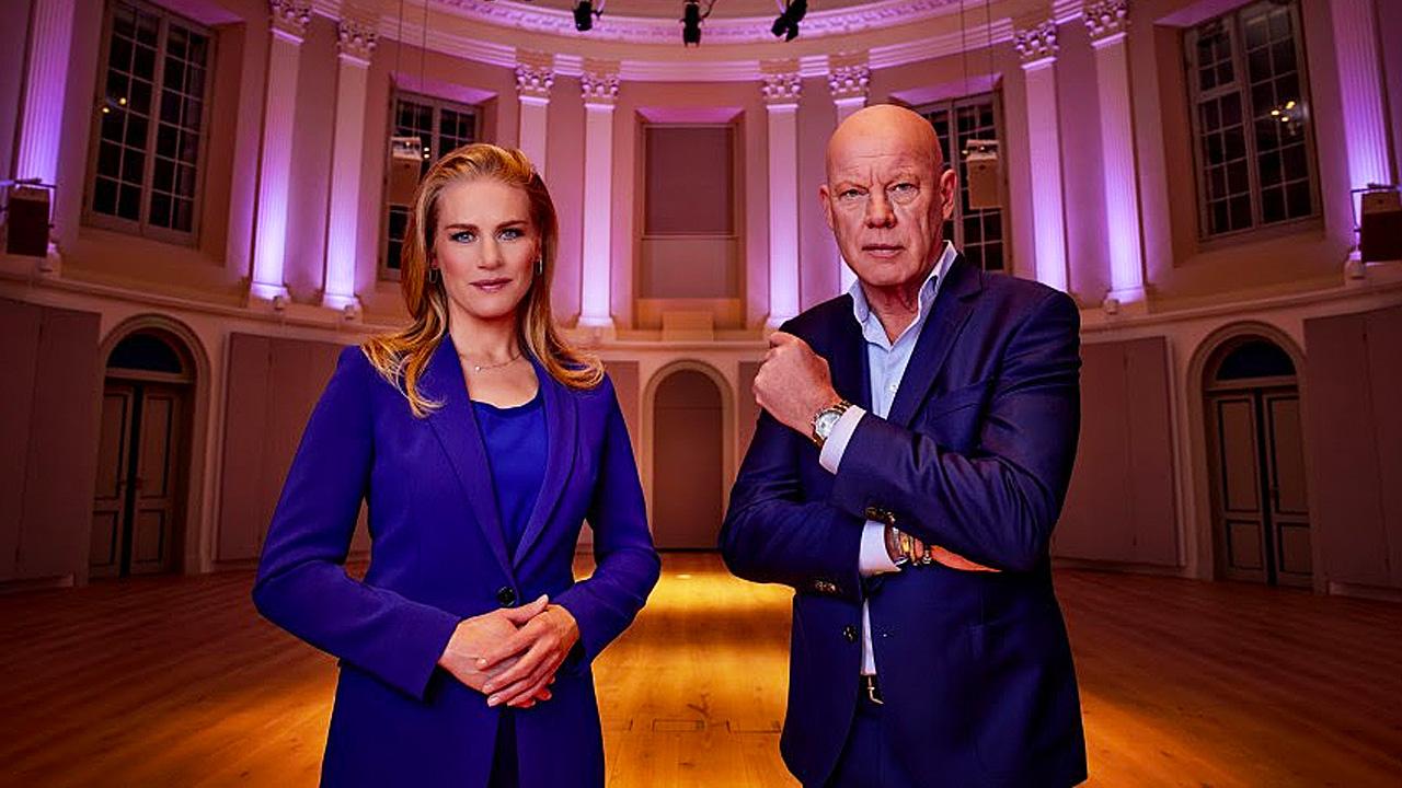 Jetske Schrijver en Frits Wester