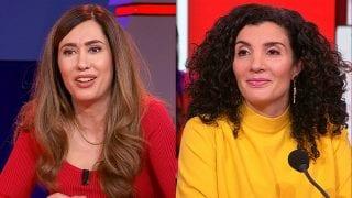 Fidan Ekiz en Nadia Zerouali