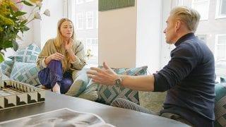 Geraldine Kemper en Art Rooijakkers