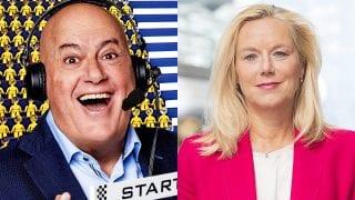 Jack van Gelder en Sigrid KaagJack van Gelder en Sigrid Kaag
