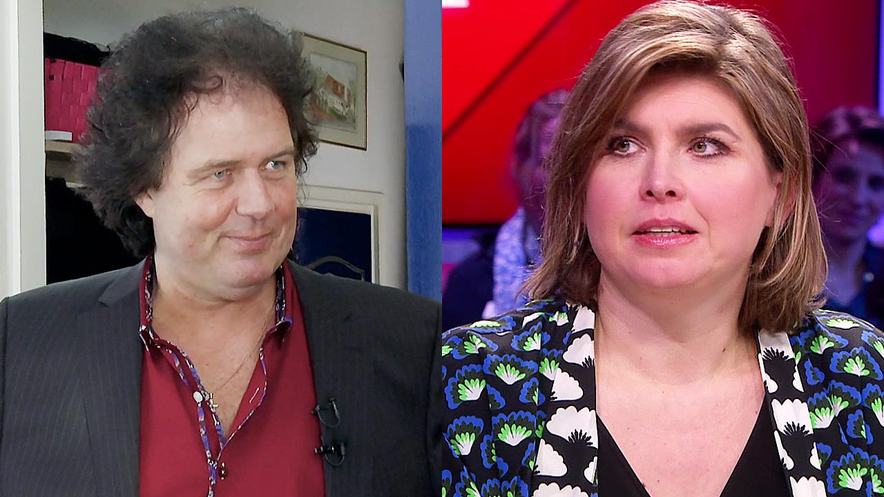 René le Blanc en Angela de Jong