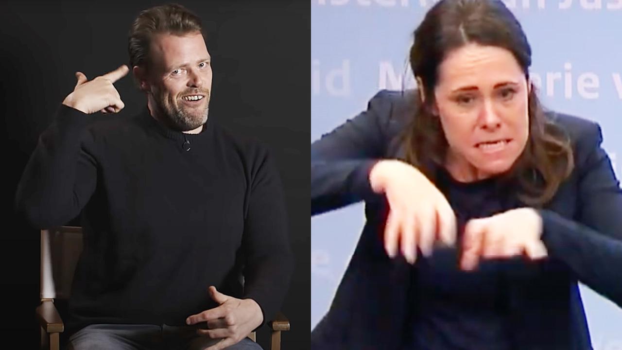 Martijn Koning en Irma Sluis