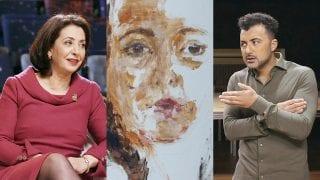Khadija Arib en Özcan Akyol