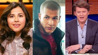 Talitha Muusse, Bilal Wahid en Beau van Erven Dorens