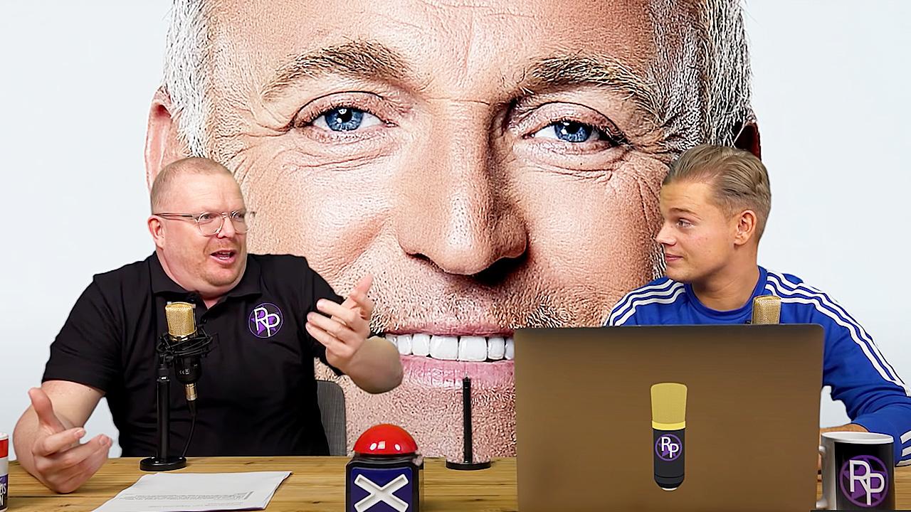 Jan Roos, Gordon en Dennis Schouten