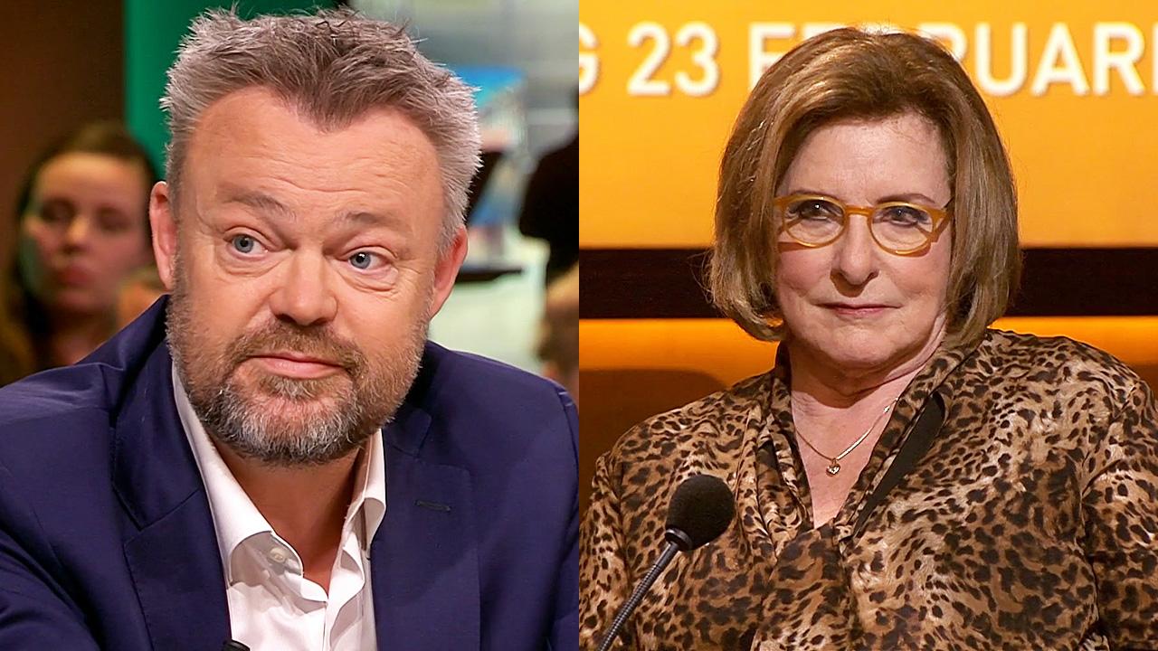 Bert Huisjes en Catherine Keyl