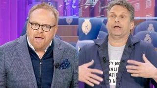Frits Huffnagel en Ronald Molendijk