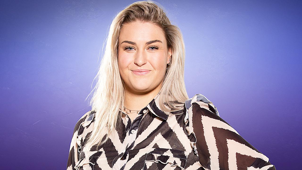 Jill van Big Brother