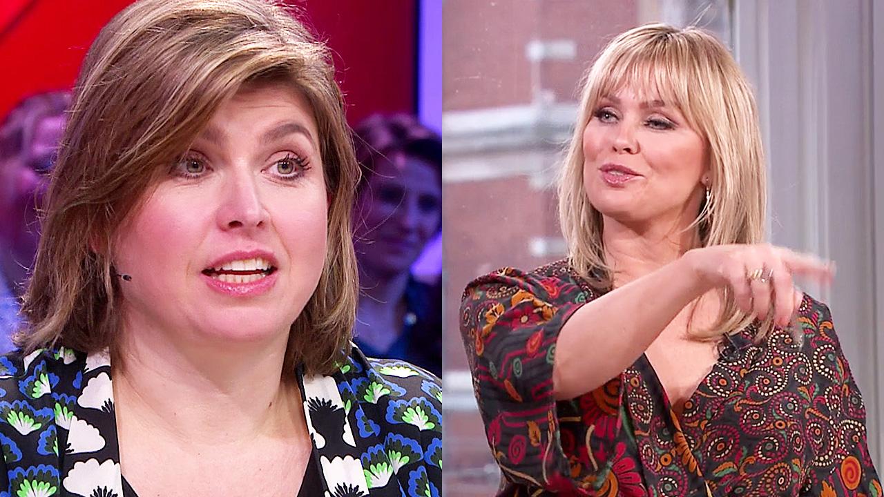 Angela de Jong en Bridget Maasland