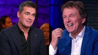 Jeroen van der Boom en Robert ten Brink