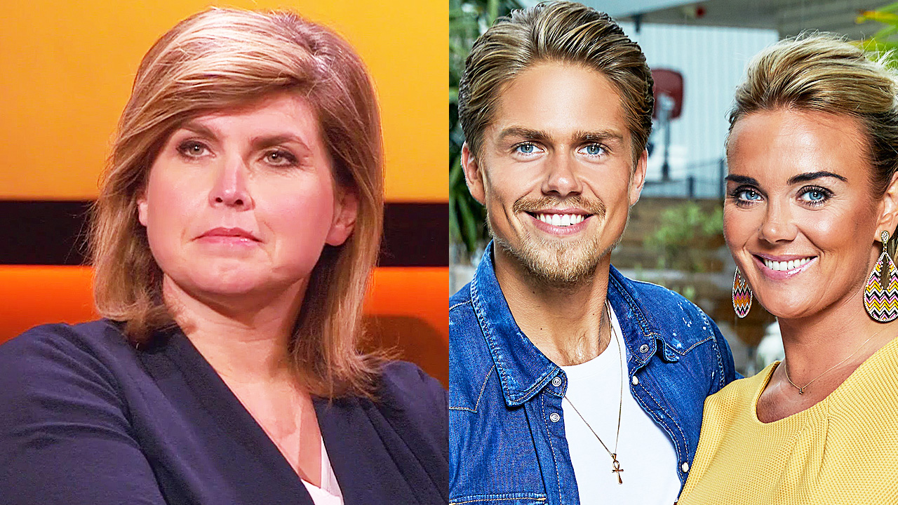 Angela de Jong, André Hazes en Monique Westenberg