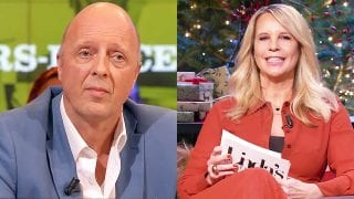 Haye van der Heyden en Linda de Mol