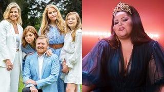 Koninklijke familie en Songfestival