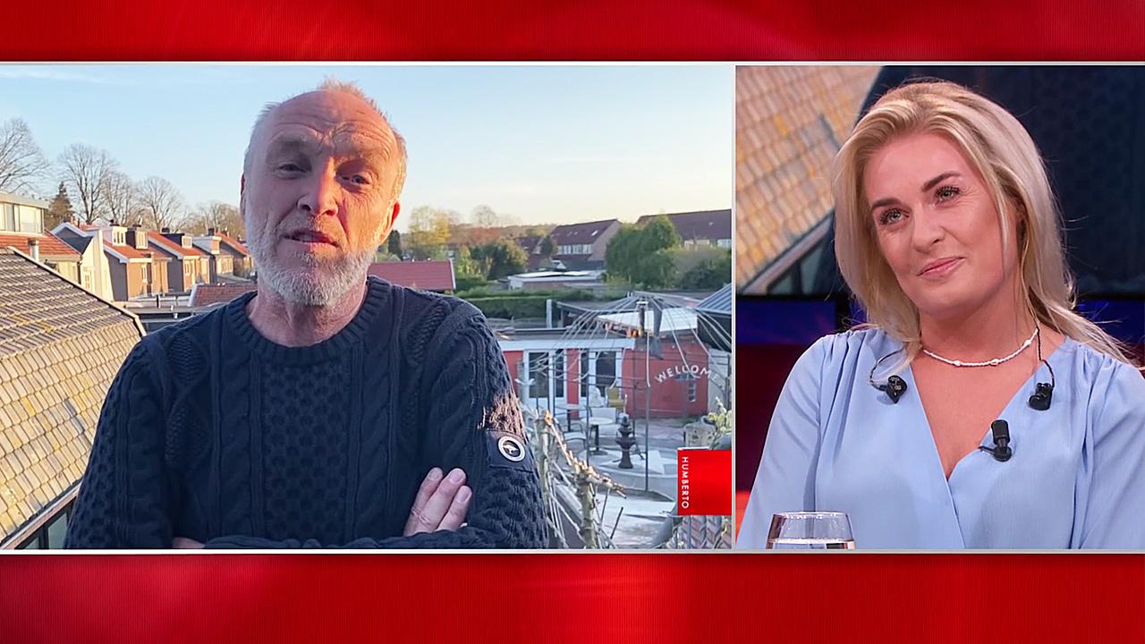 Stef Bos en Sanne Hans