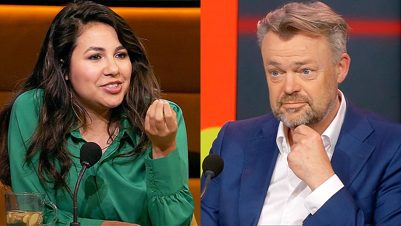 Talitha Muusse en Bert Huisjes