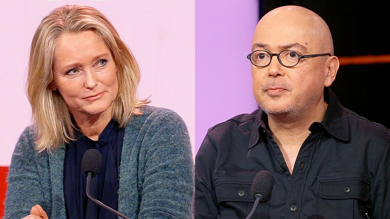 Antoinette Hertsenberg en Frans Klein