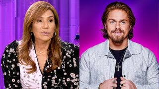 Patty Brard en André Hazes jr.