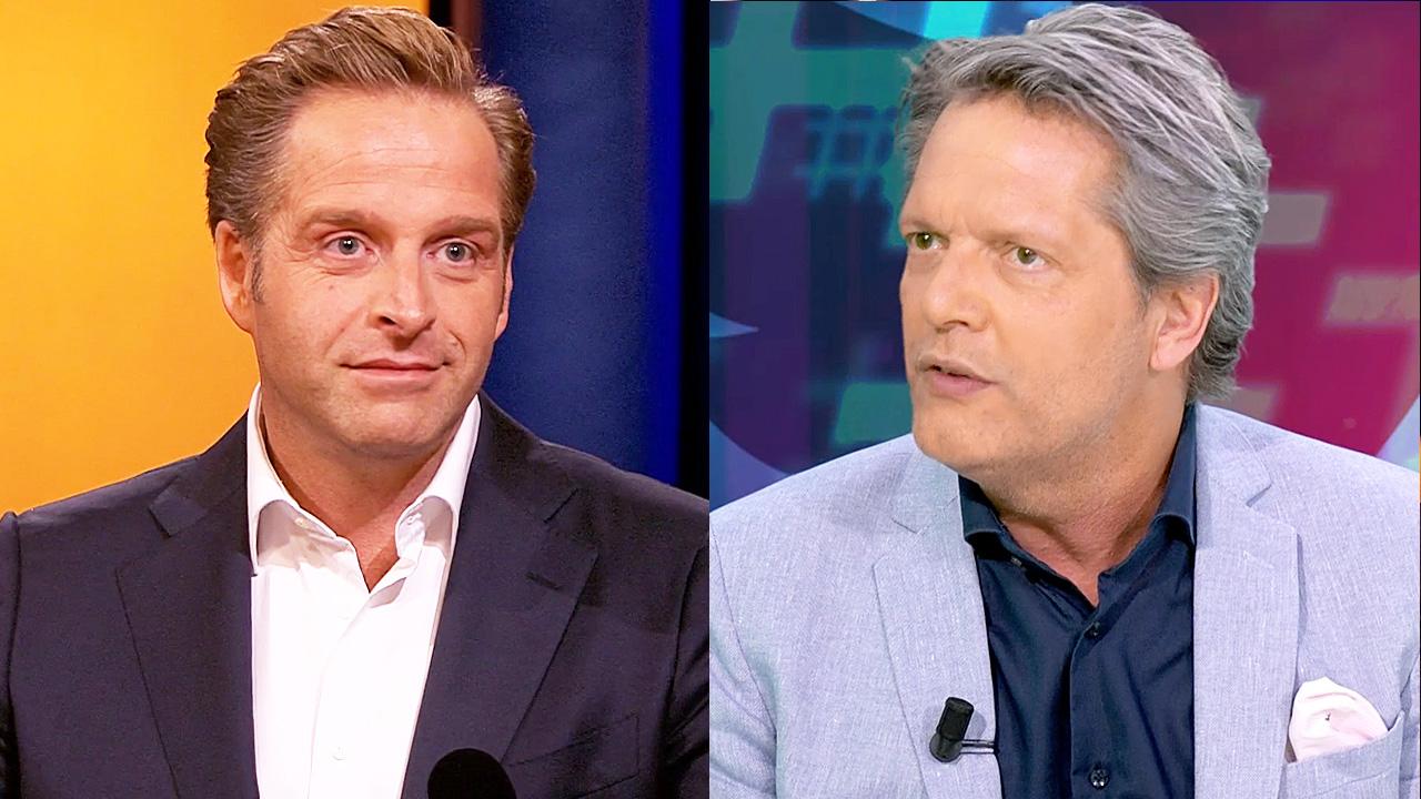 Hugo de Jonge en Guido den Aantrekker