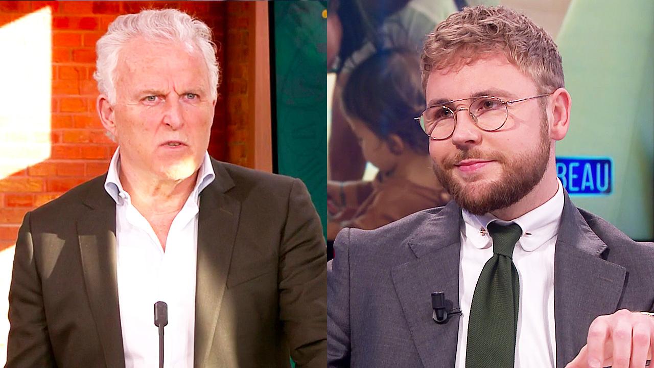 Peter R. de Vries en Jasper Lijfering