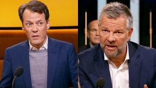 Tijs van den Brink en Marc Kaptein