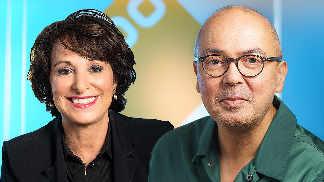 Shula Rijxman en Frans Klein