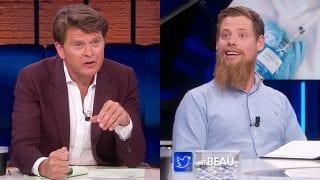 Beau van Erven Dorens en Florens van der Spek