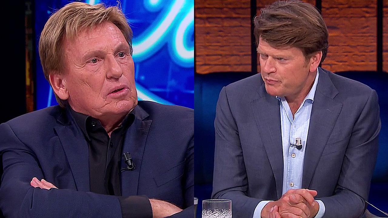 Henny Huisman en Beau van Erven Dorens