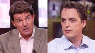 Twan Huys en Sywert van Lienden