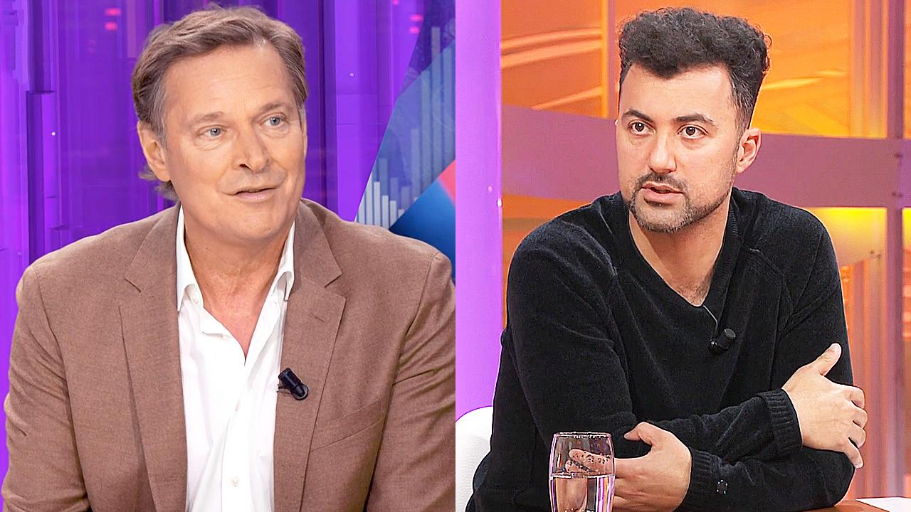 Albert Verlinde en Özcan Akyol
