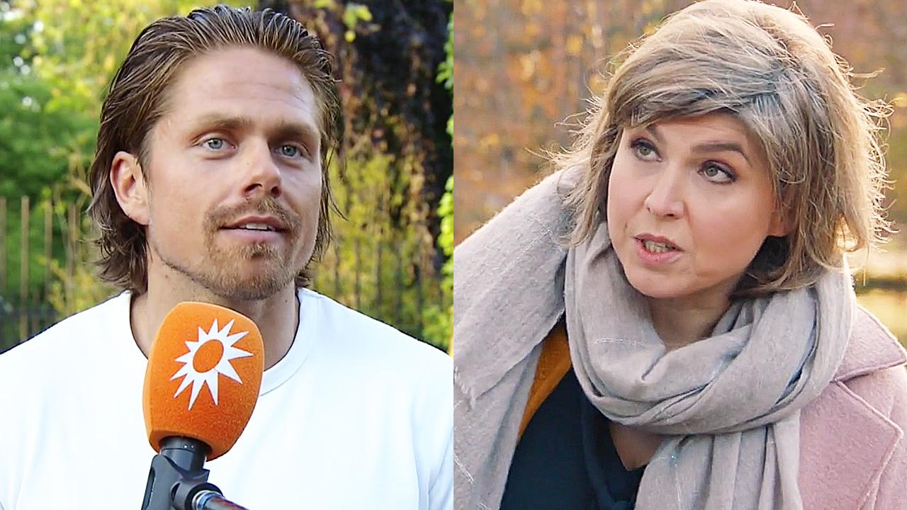 André Hazes jr. en Angela de Jong